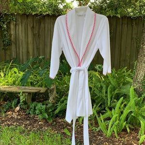 🌸3 for $10🌸 Fluffy White Robe